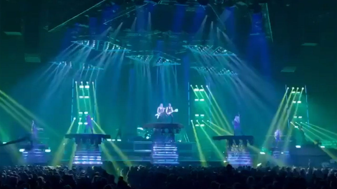 Trans-Siberian Orchestra Announces Stop In OKC On 20th-Anniversary Winter Tour