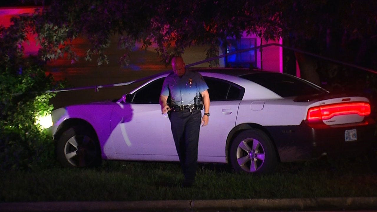 Two Arrested After Leading Police On Pursuit In SW OKC