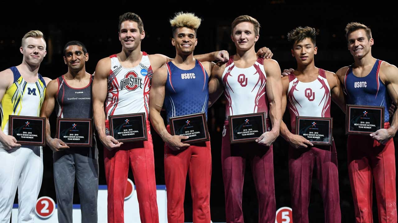 USA Gymnastics Names 5 Sooners To U.S. National Team