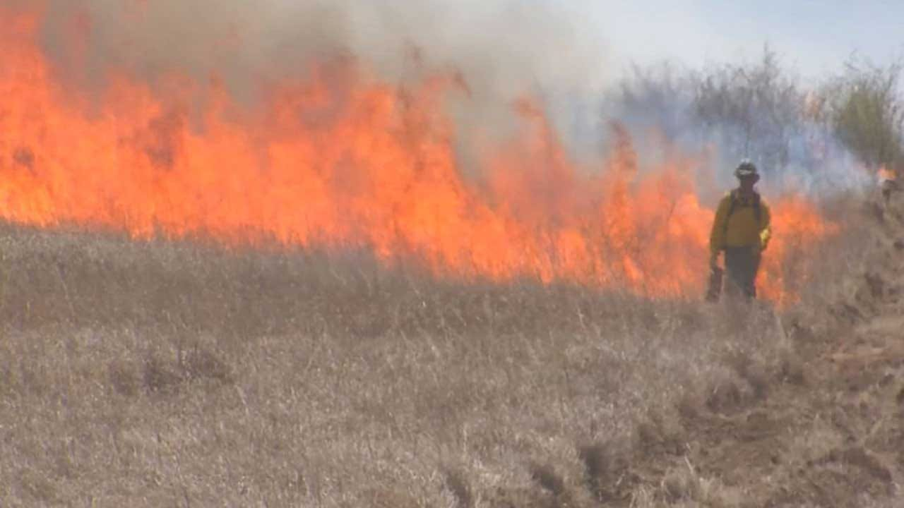 Wildfire Recovery Reaches Dewey County Farmers