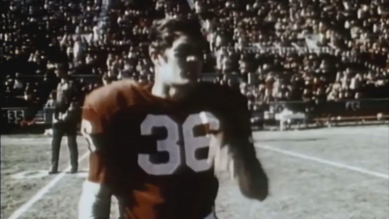 1969 Heisman Winner Steve Owens, OU Running Back