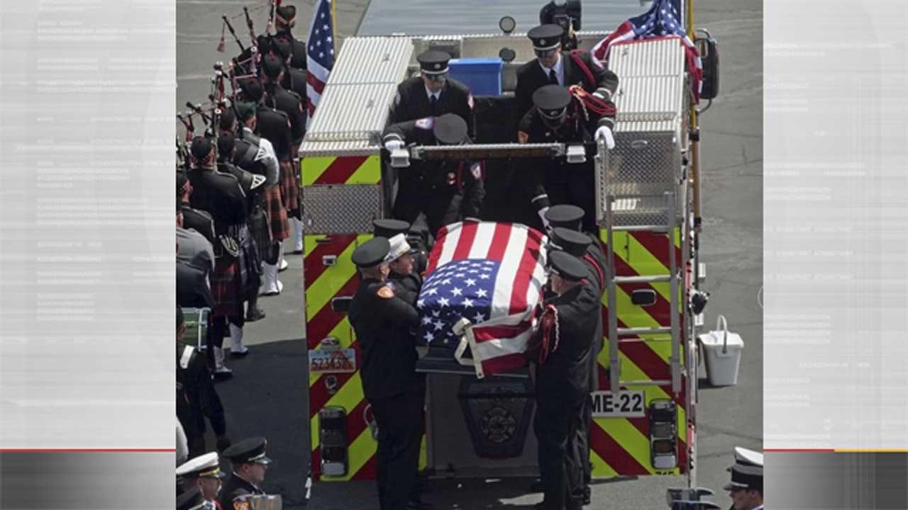 APNewsBreak: Utah Firefighter Died After Plane Made Drop