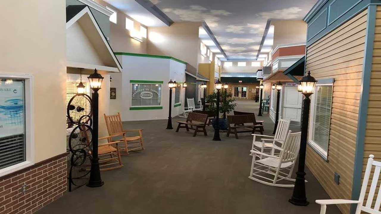 Assisted Living Center Made To Look Like Small 1940s Town Gains National Attention
