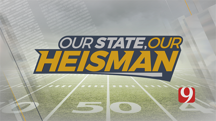 Our State, Our Heisman: Stories Of College Football Greatness In Oklahoma