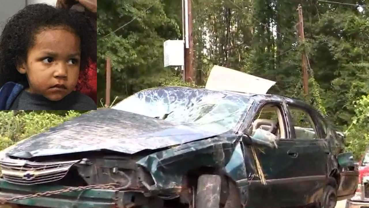 Toddlers Survive Alone For Days After Car Wreck Kills Mother In Arkansas