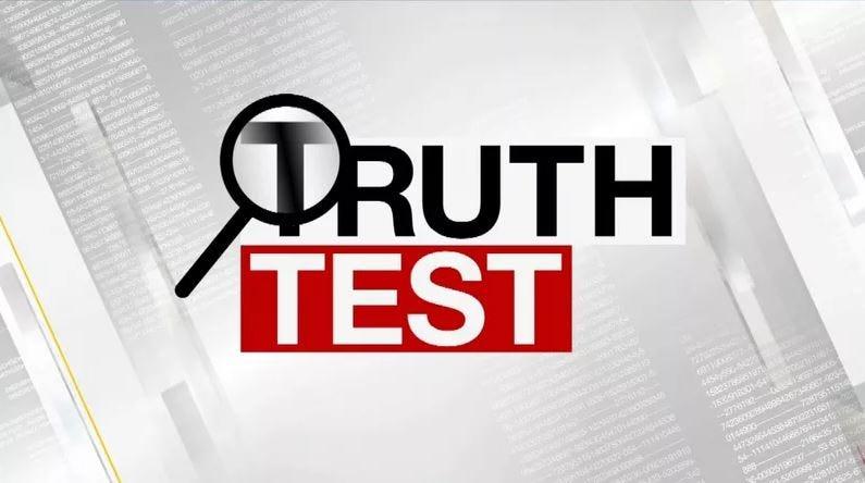 """Truth Test: Attack Ad Calls Cornett A """"Never-Trumper"""""""