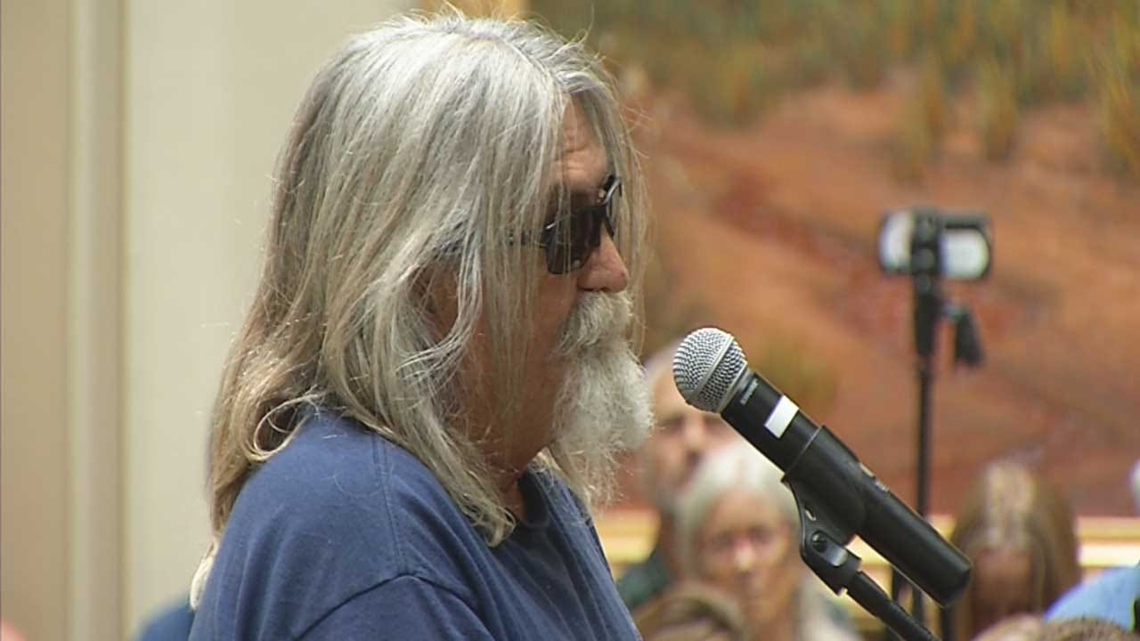 Veterans Voice Concerns At Medical Marijuana Meeting