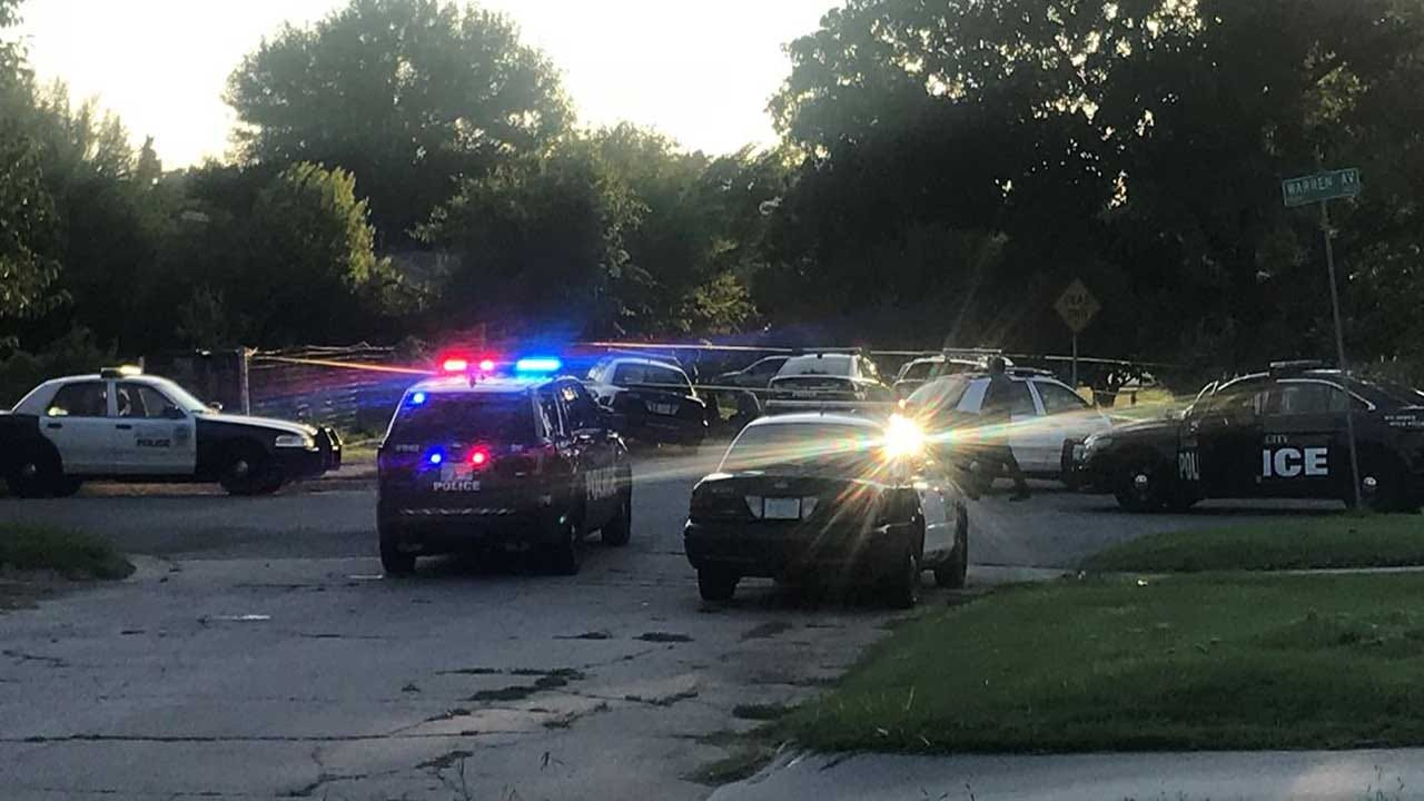 1 Transported Following Shooting In NW OKC