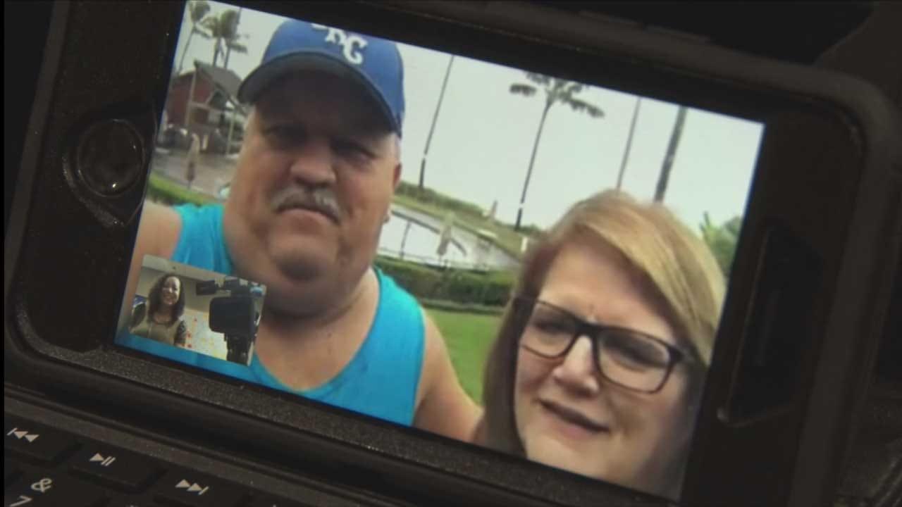 Oklahomans Brace For Hurricane Lane In Hawaii