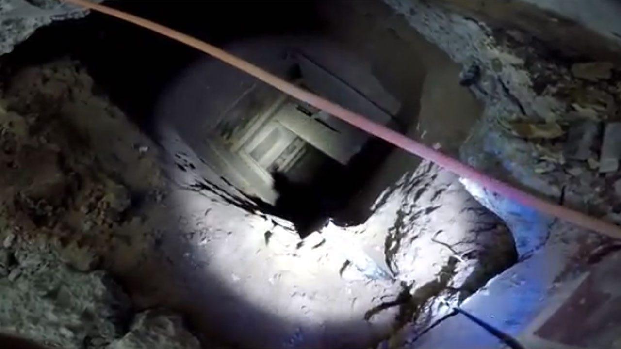 Secret Drug-Smuggling Tunnel Discovered Under Former KFC, Officials Say