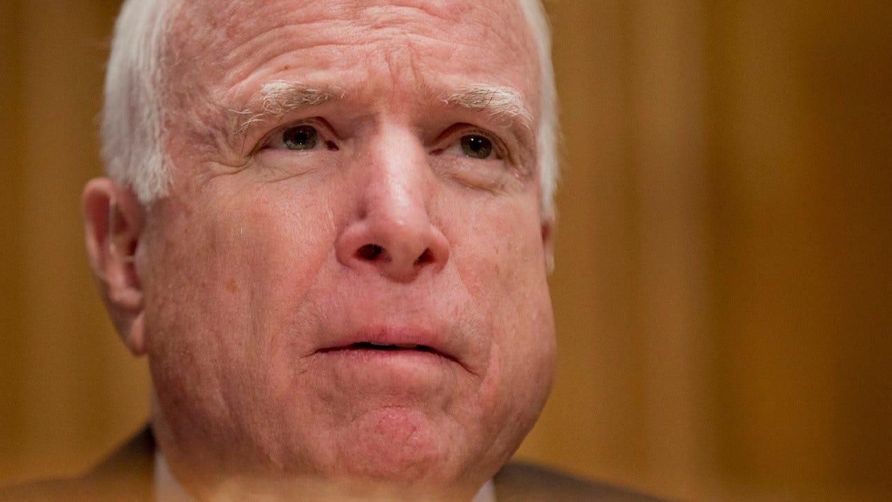 John McCain Discontinuing Medical Treatment For Brain Cancer, Family Says