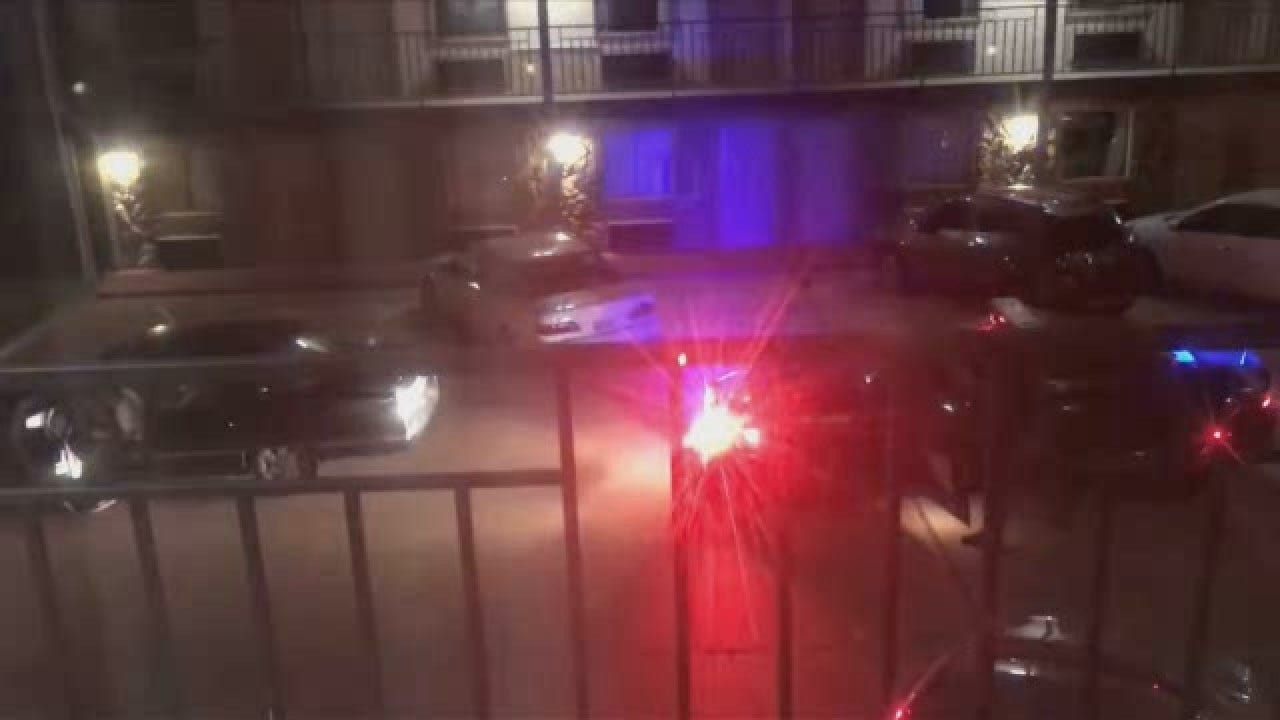 Graphic Video Shows Suspect Shooting At OHP Trooper In Woodward