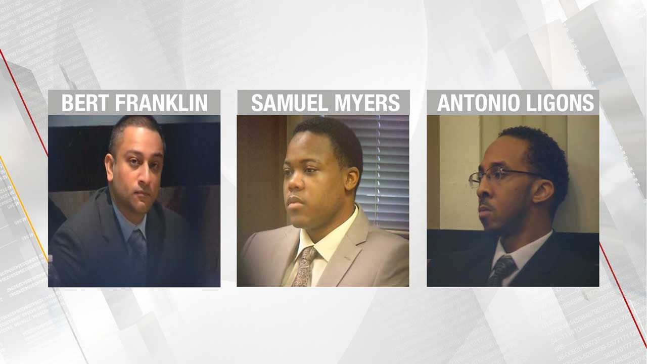 Multiple Murder Trials Underway At Oklahoma County Courthouse