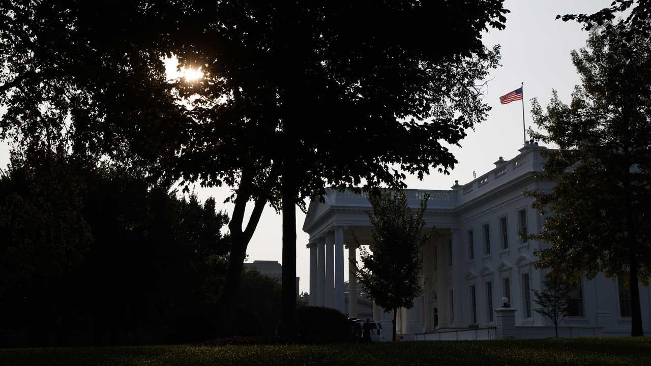 President Trump Orders Flags Flown At Half-Staff In Honor Of John McCain