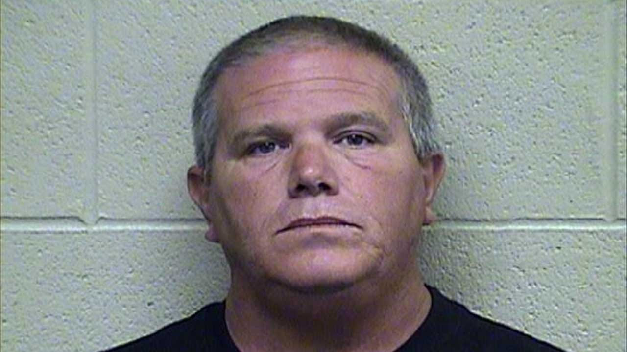 Tecumseh Police Officer Arrested, Accused Of Trying To Choke Son
