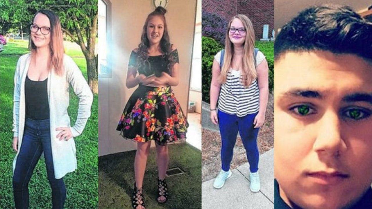 4 Teens Killed, 4 Hurt When Hit Pushing Stalled SUV