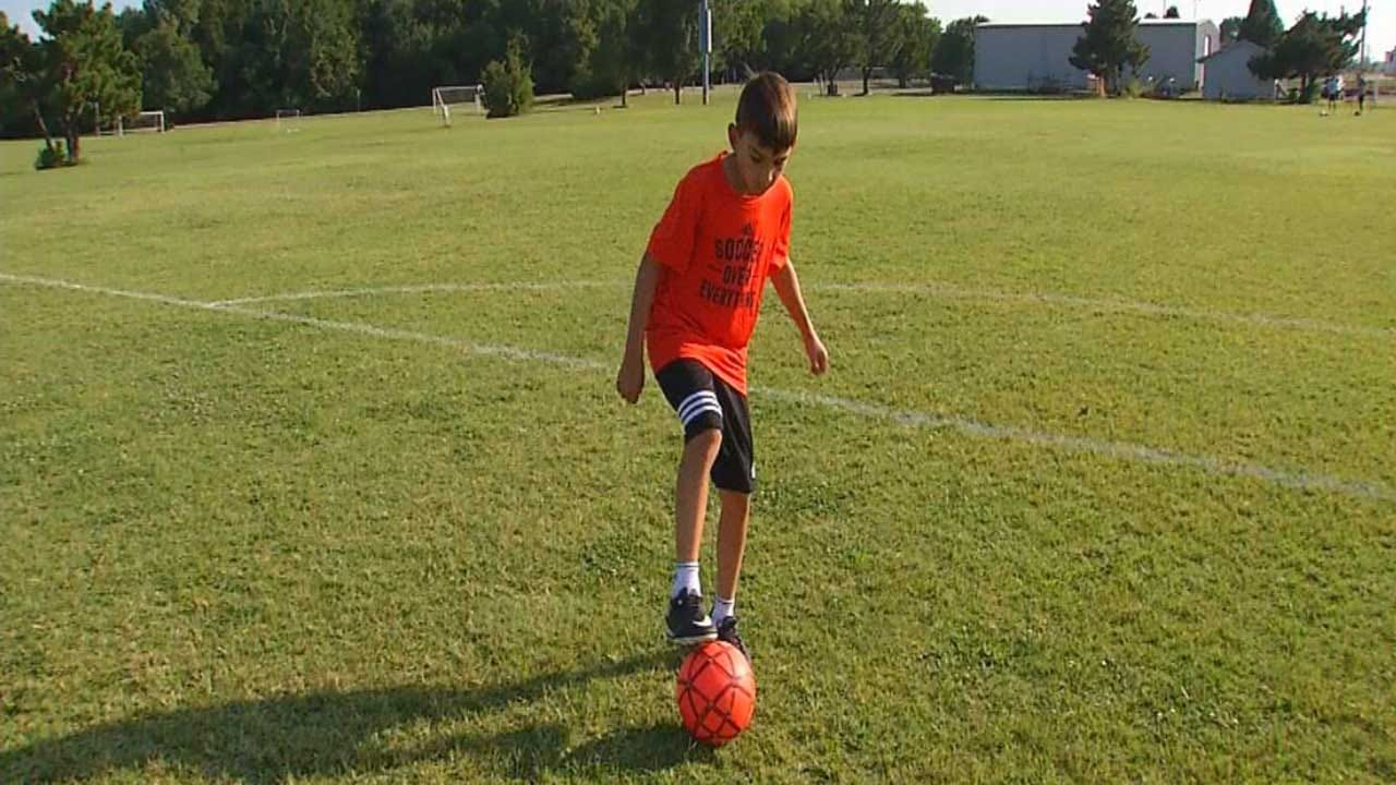 $50M Bond Package Includes New Soccer Fields In Midwest City