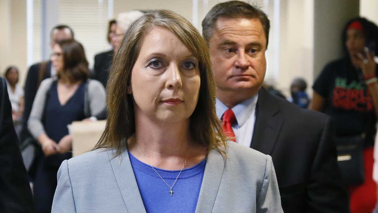 Betty Shelby Says Teaching 'Critical Incident' Class Is About Coping