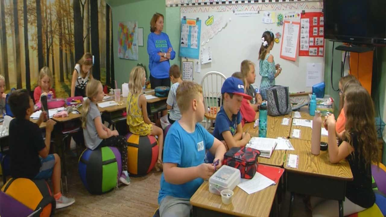 Edmond School Has An 'Innovative Approach To Learning'