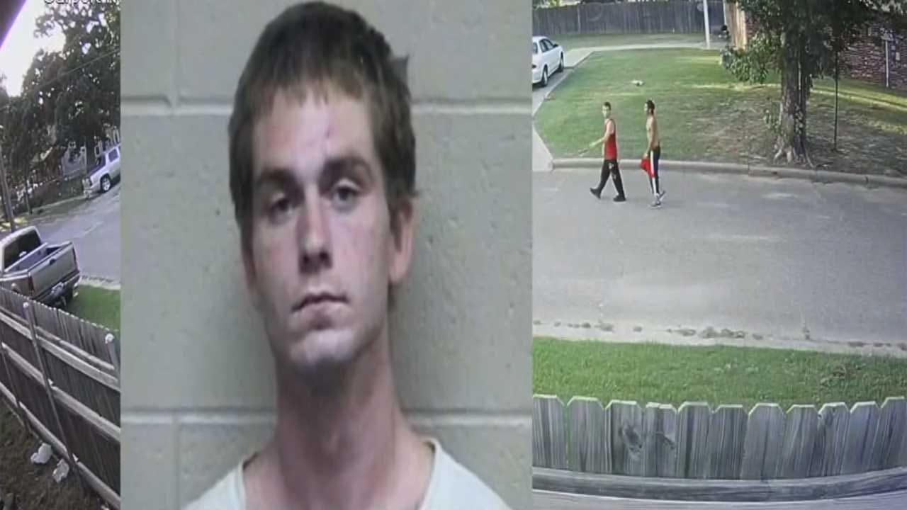 Shawnee Murder Suspect Arrested With Public's Help