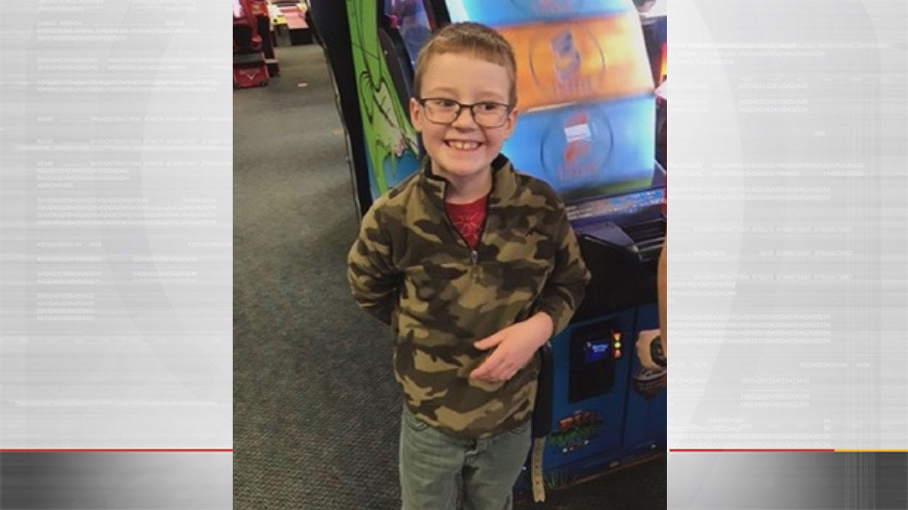 Father Refused To Call 911 As 8-Year-Old Son Died Of Meth Overdose