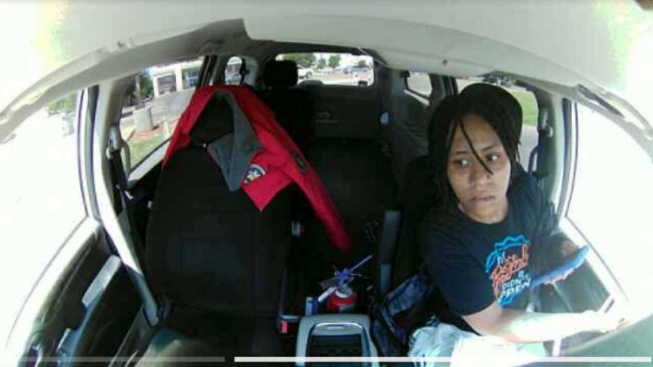 OKC Police Looking For Ambulance Thief