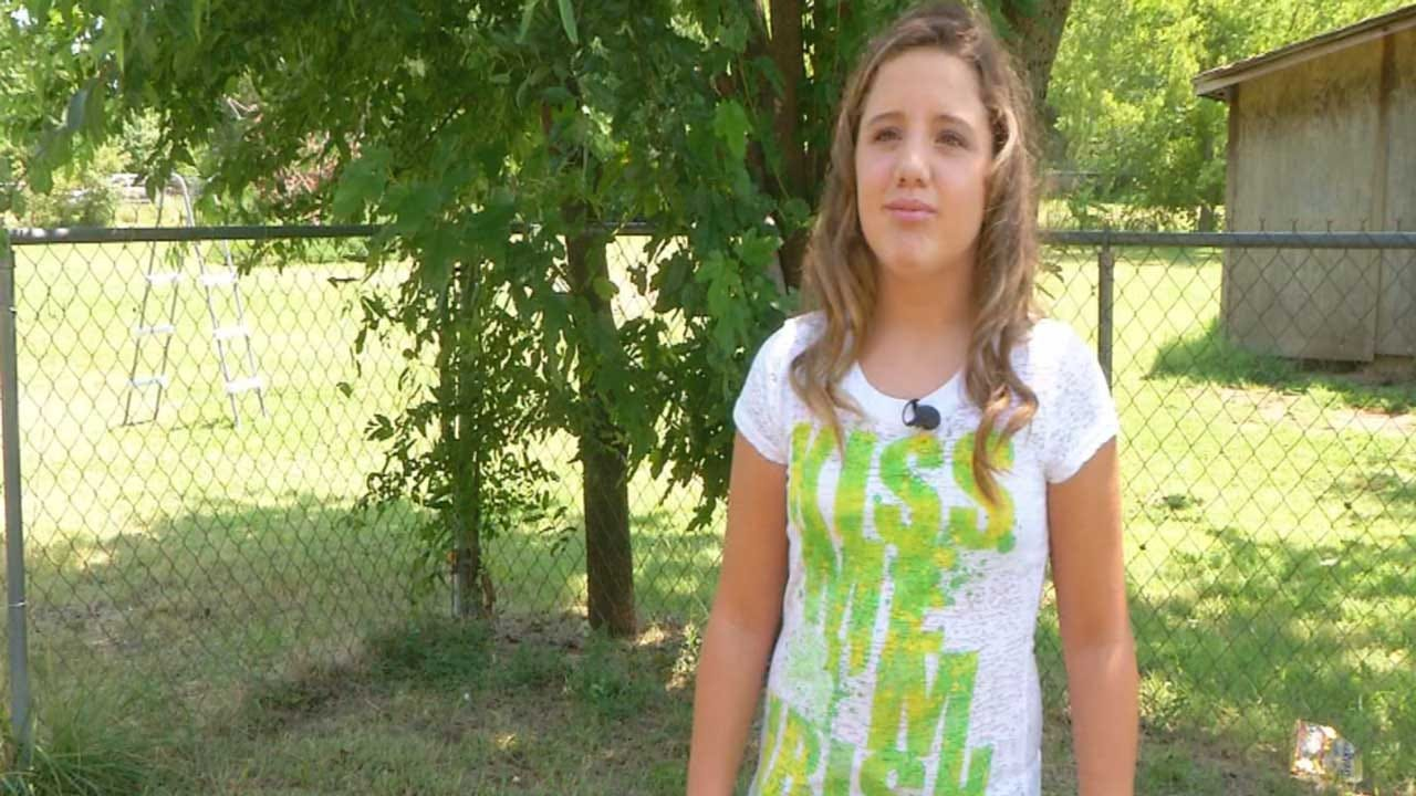 Sister Saves 2-Year-Old Brother From Drowning In Goldsby