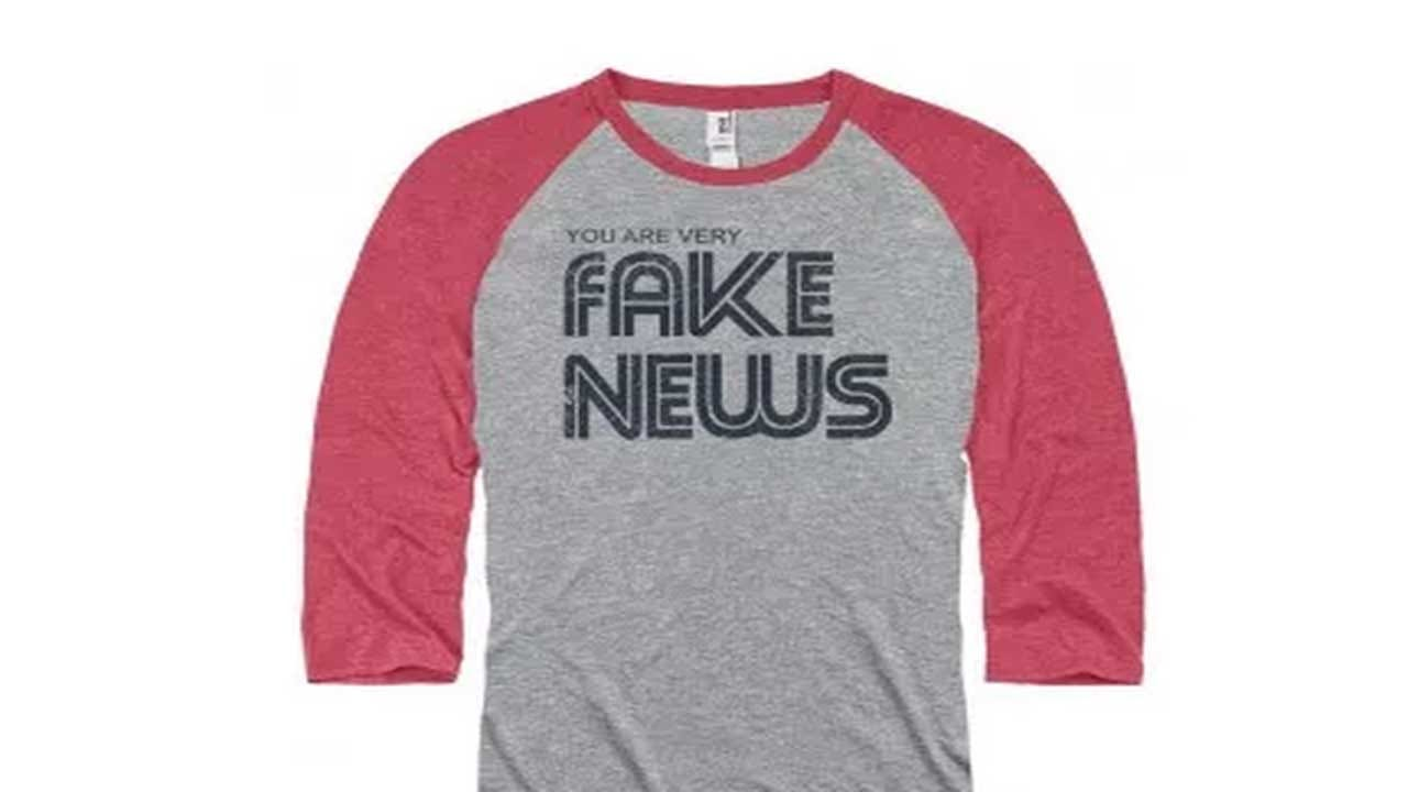 The Newseum Is Selling 'Fake News' Merchandise