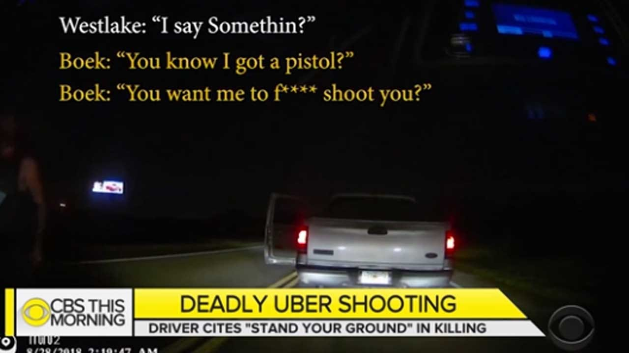 FL Sheriff Warns 'Hotheads' After 'Stand Your Ground' Shooting Involving Uber Driver