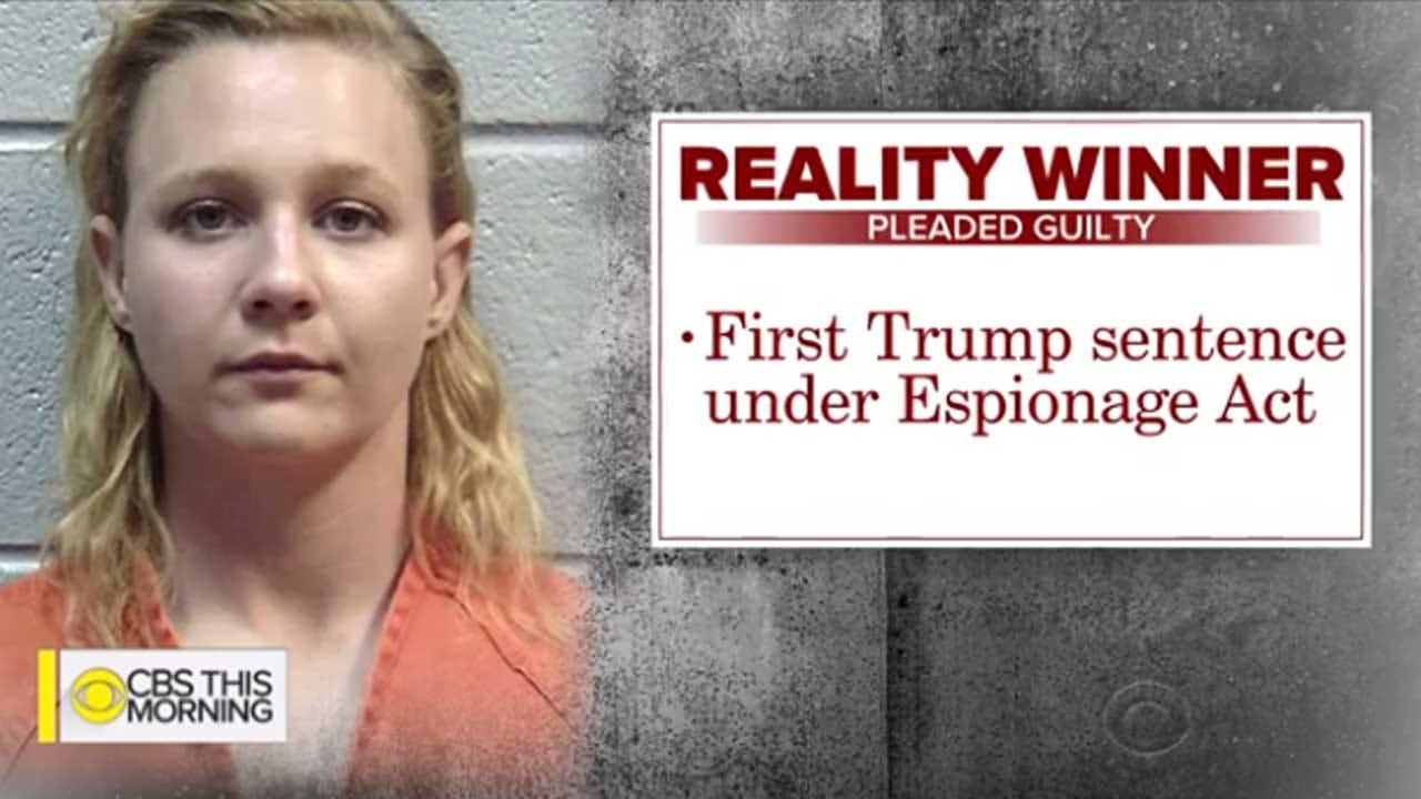 Jailed NSA Leaker On Trump 'So Unfair' Tweet: 'I Can't Thank Him Enough'