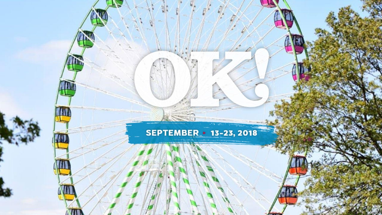New Foods Debuting At The 2018 Oklahoma State Fair