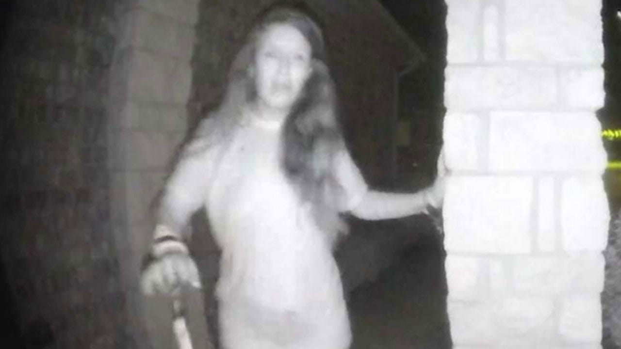 Woman Seen In Video Ringing Doorbell Is Safe, Police Say