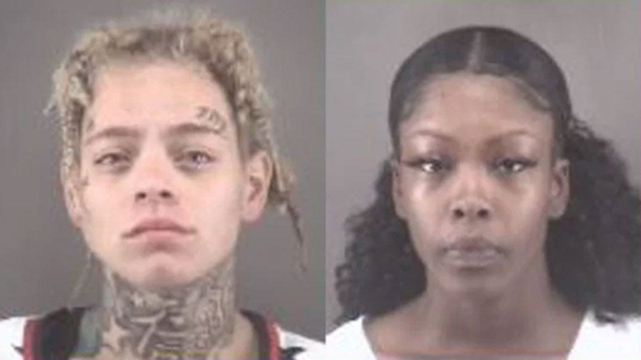 Women Charged With Helping Children Smoke Drug-Laced Cigar