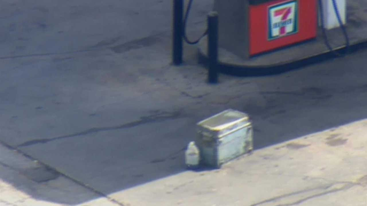 'All Clear' Given After Bomb Squad Investigated 'Suspicious Package' In SE OKC
