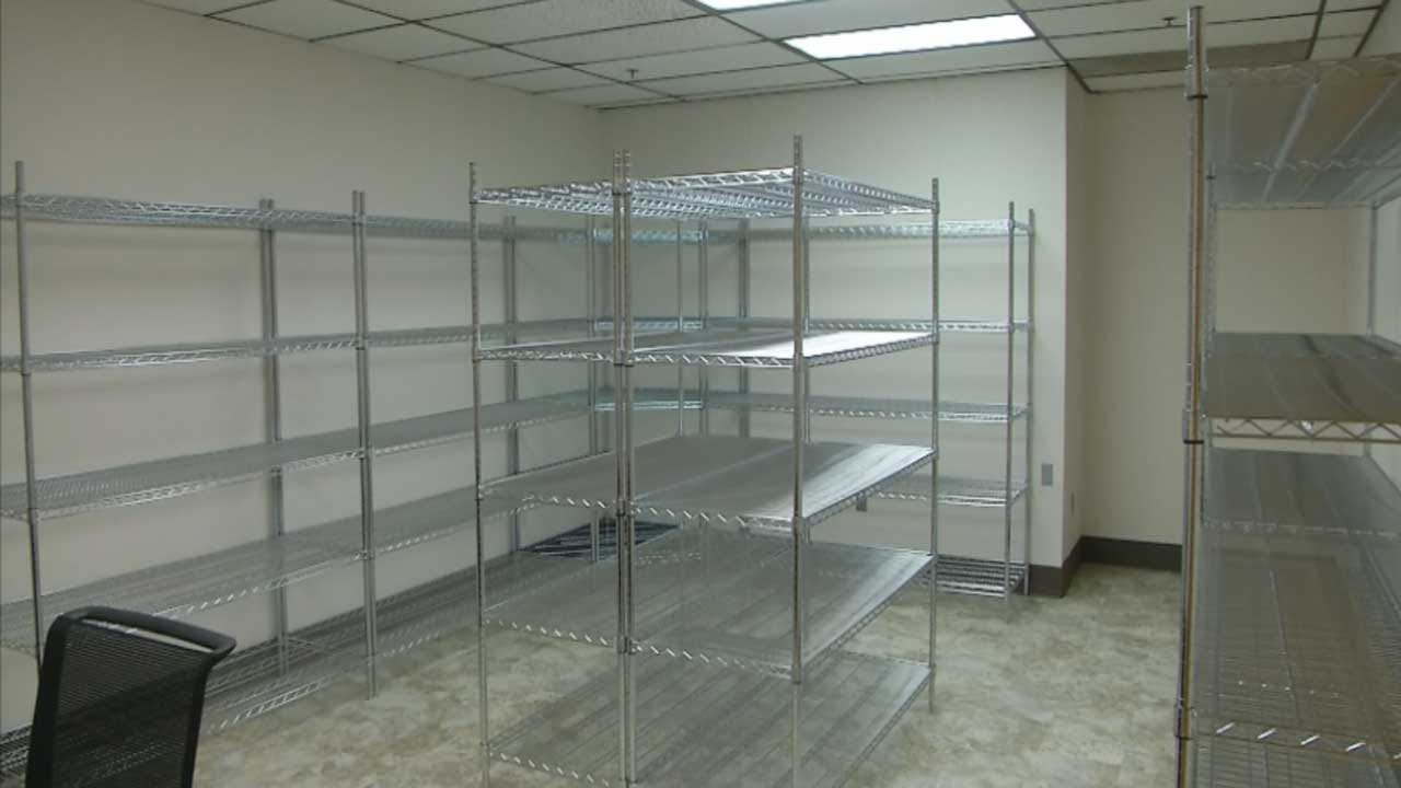 OCCC Creates Food Pantry To Help Students In Need
