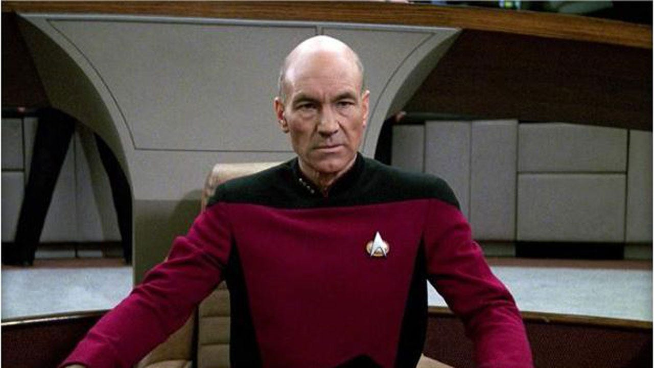 """Patrick Stewart To Reprise Iconic Picard Role In New """"Star Trek"""" Series"""