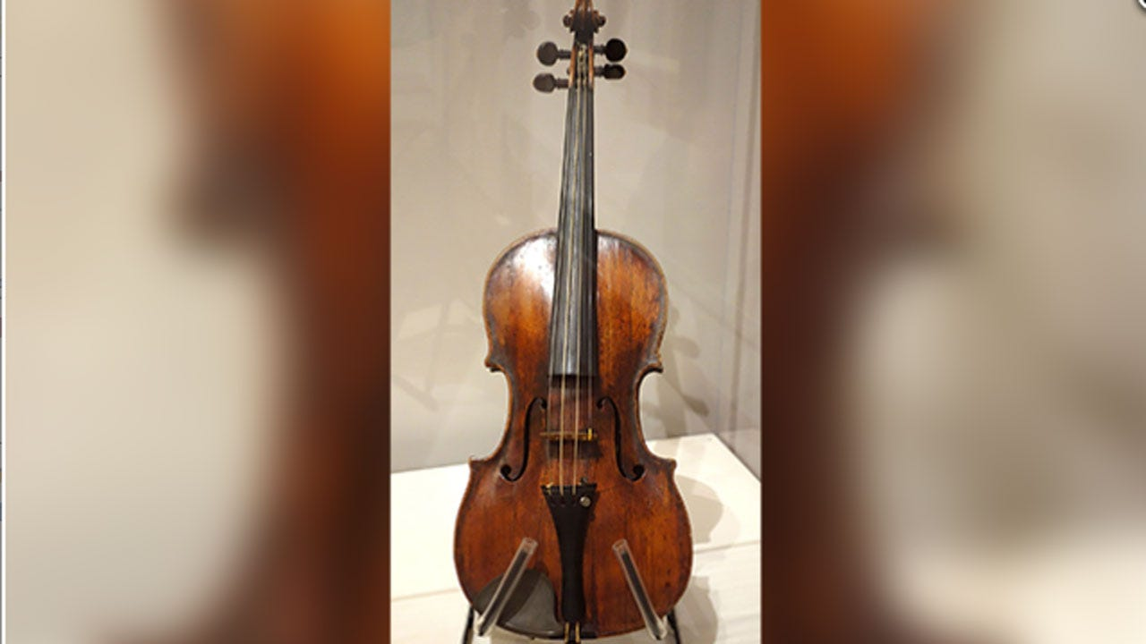 Pawn Shop Buys Violin For $50, Finds Out It's Worth $250,000