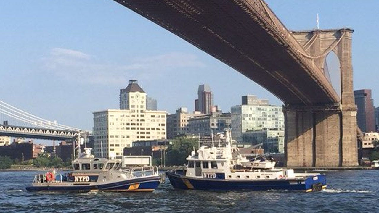 Police: Baby's Body Found Floating In East River Near Brooklyn Bridge