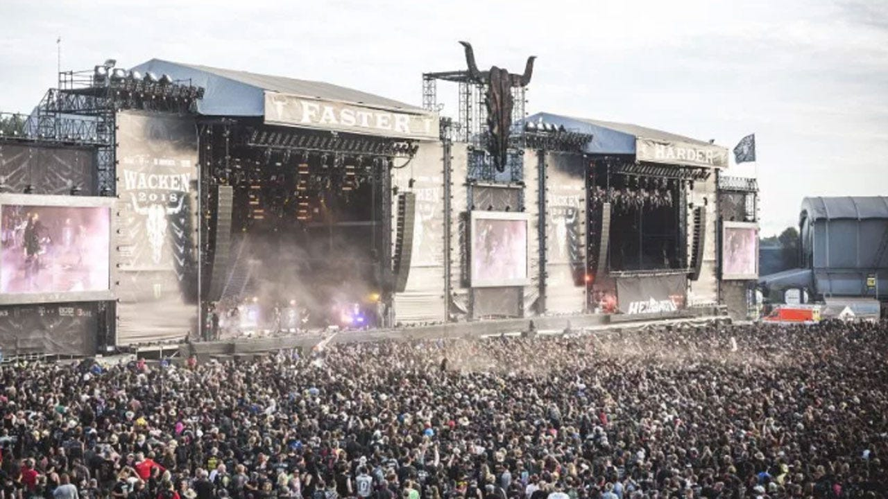Elderly Men Escape Nursing Home, Party At Heavy Metal Concert