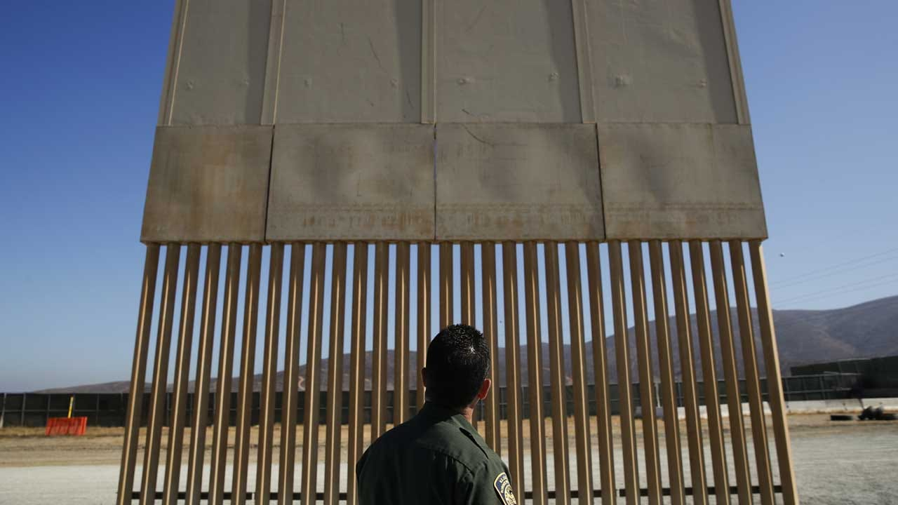 Government Watchdog Questions Whether Border Wall Is Worth It