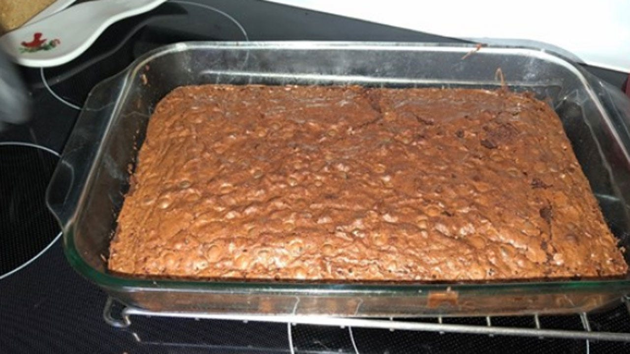 Officers Raid House Find Pot Brownies On Stove
