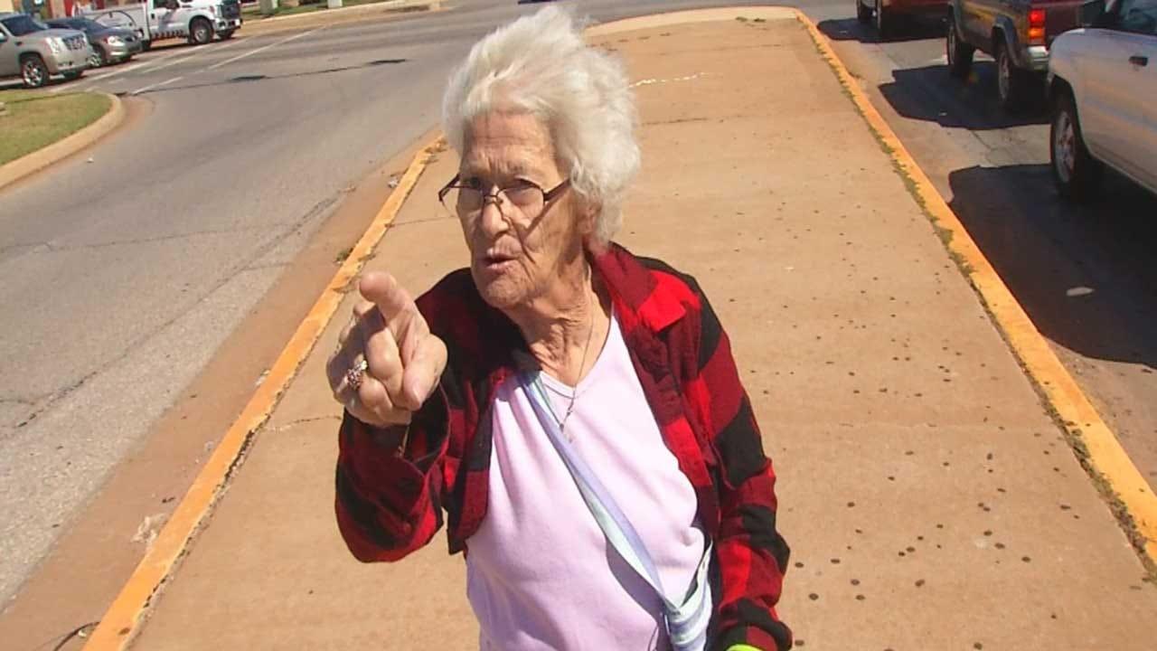 OKC Panhandler Back After Viral 2014 Confrontation Over New Car