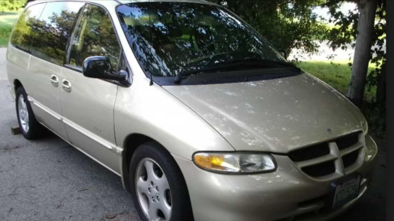 Shawnee Double Amputee's Stolen Van Found