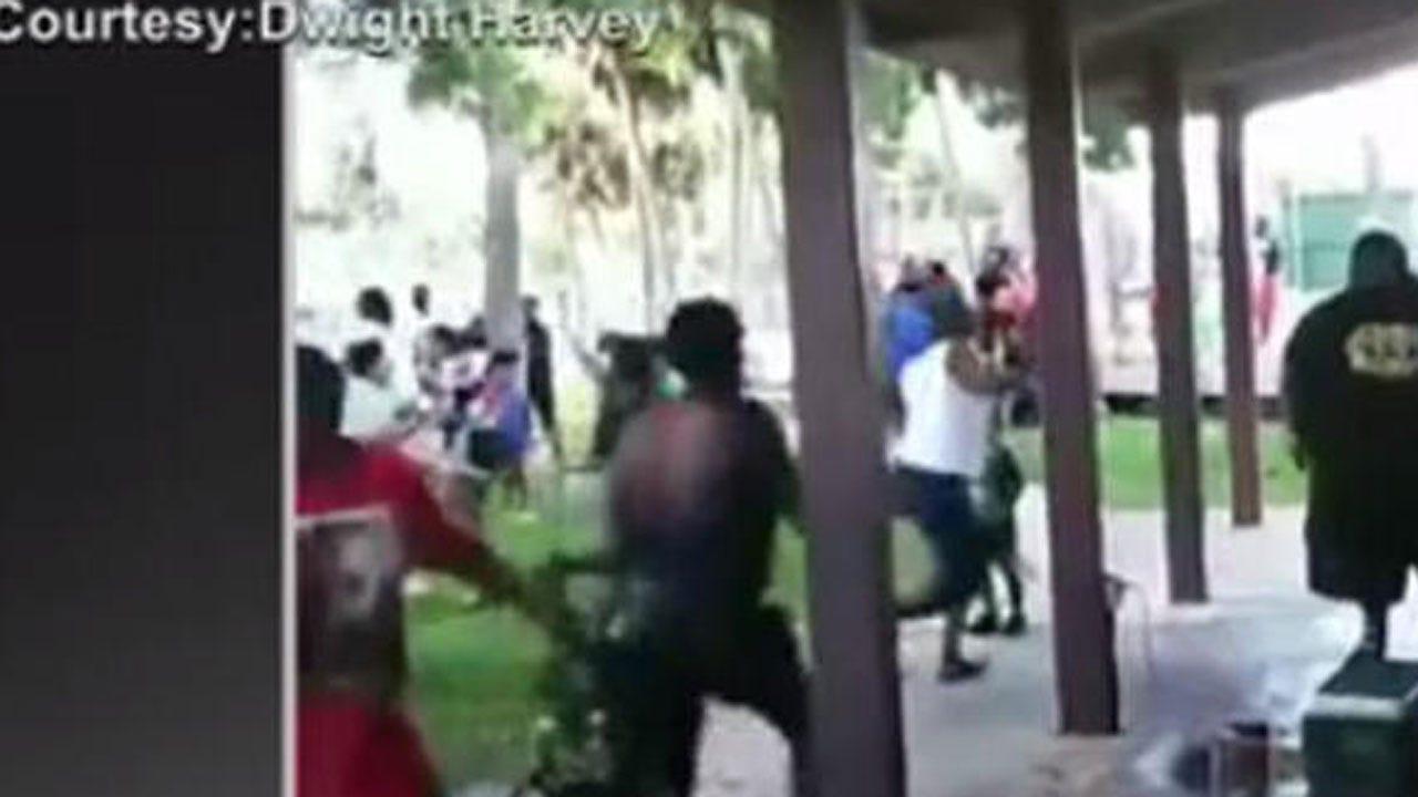 """Bystander Who Shot Gunman At Peace Rally A """"Hero,"""" Police Say"""