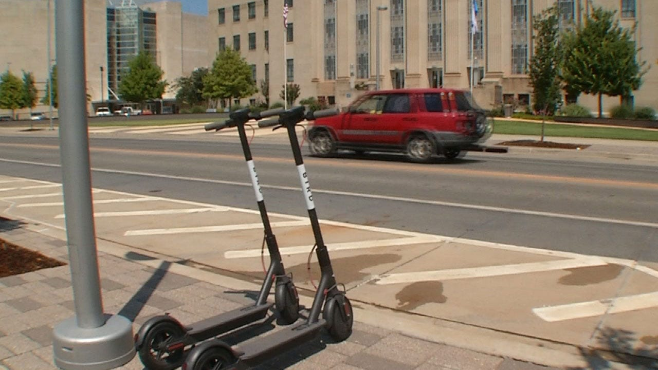 Officials Issue Warning About Safe Usage Of Electric Scooters