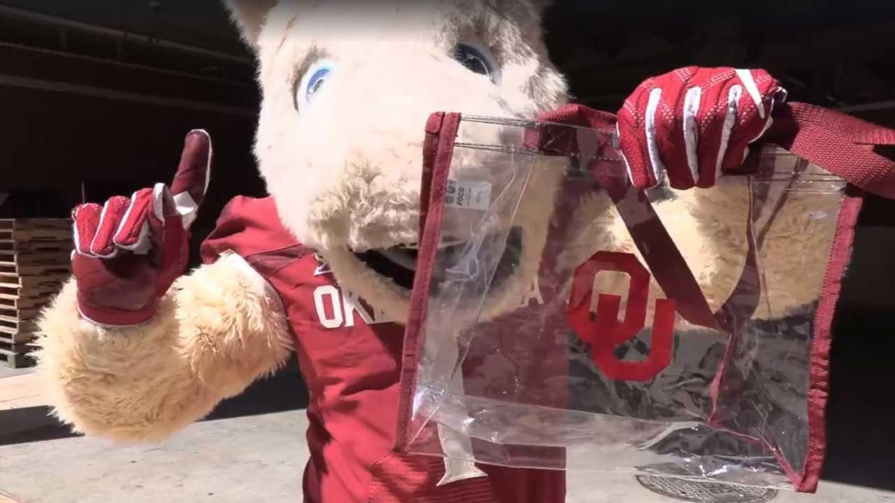 OU Athletics Introduces Clear Bag, Metal Detector Policies For 2018-19