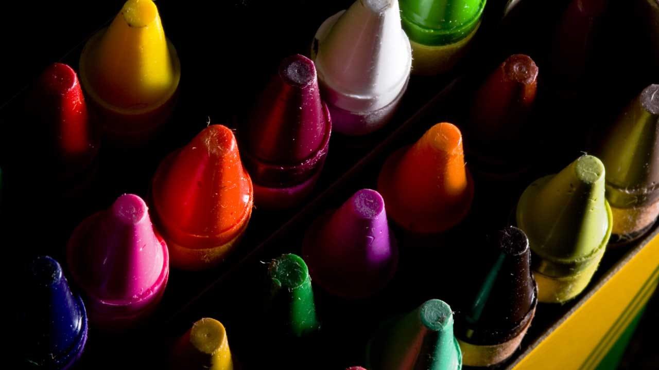 Recent Test Found Asbestos In Some Crayons