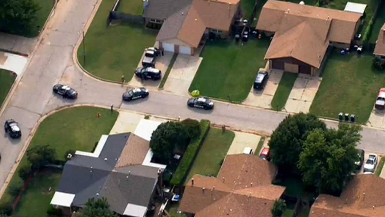 Suspect In Custody After Shots Fired In SW OKC
