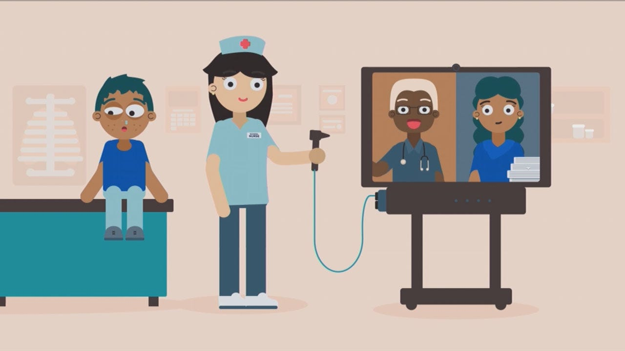 Virtual Doctor Visit Program To Debut At Shawnee Schools