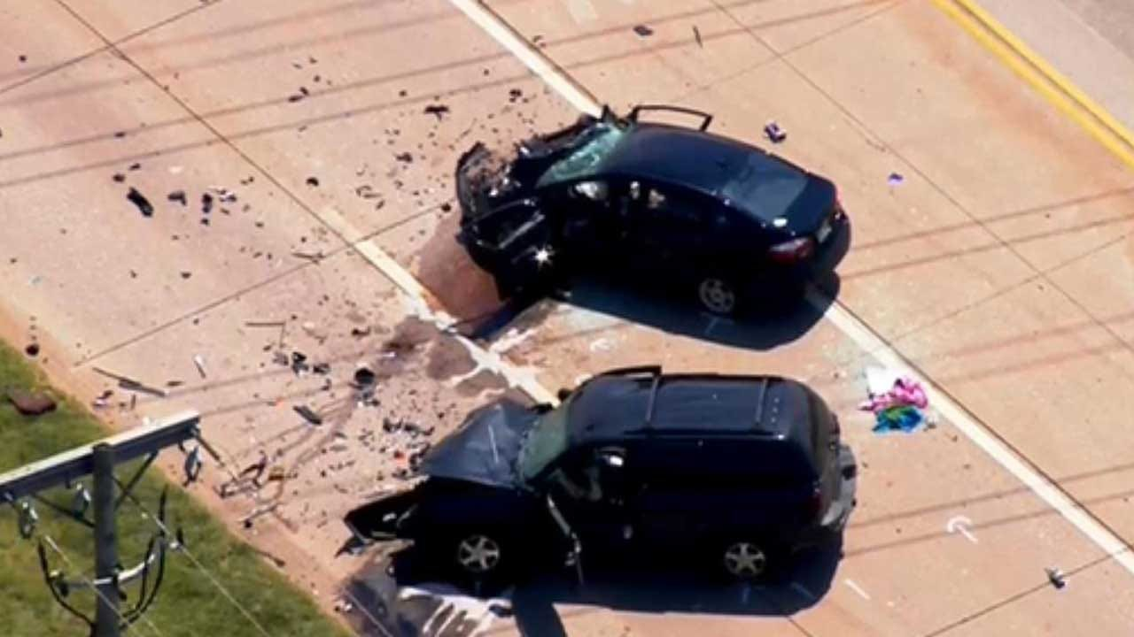 1 Dead, 1 Arrested After Head-On Crash In Norman